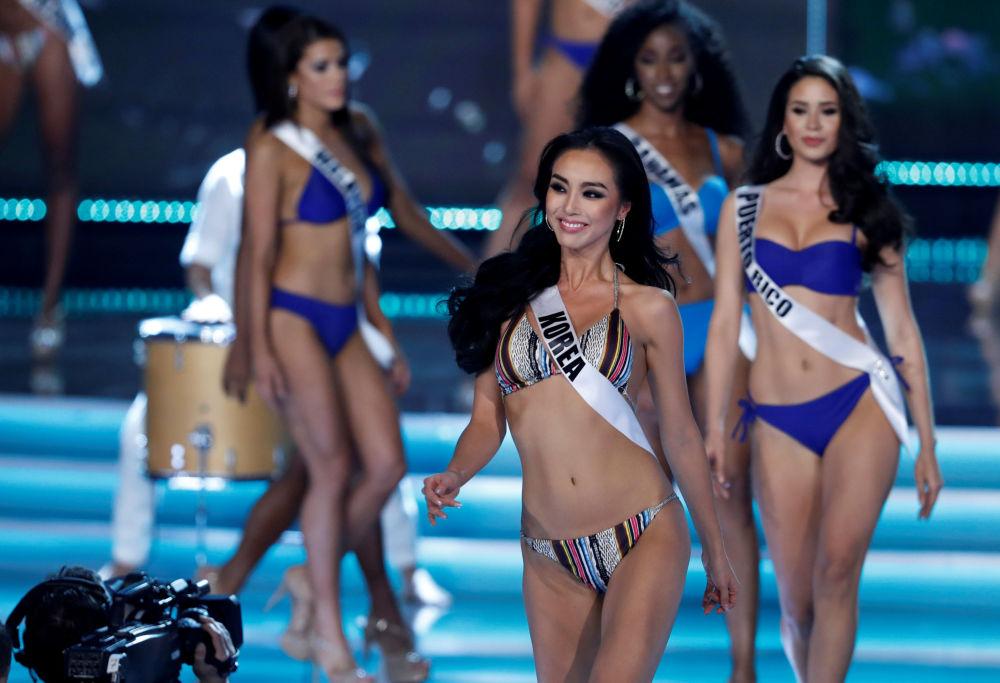 المشاركات في مسابقة ملكة جمال الكون 2017 الجمال في لاس فيغاس