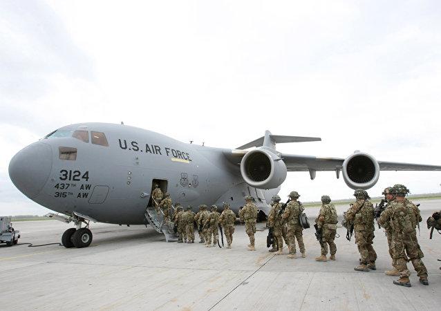 القوات الجوية الأمريكية