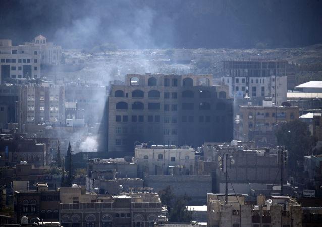 الوضع بعد مقتل الرئيس اليمني السابق علي عبدالله صالح في صنعاء، اليمن 3 ديسمبر/ كانون الأول 2017