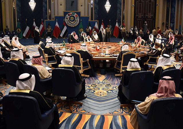 القمة الخليجية، الكويت 5 ديسمبر/ كانون الأول 2017