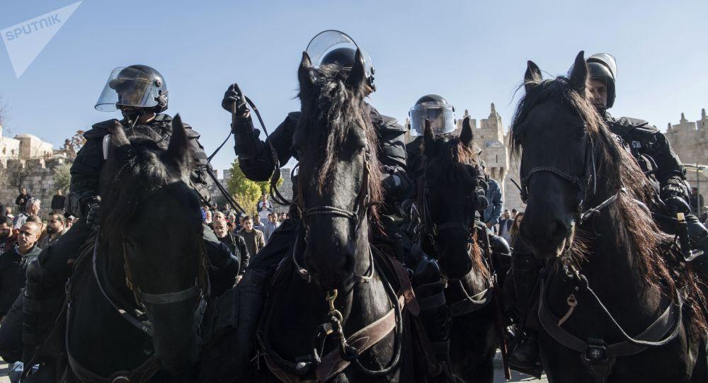 مظاهرات و احتجاجات في القدس، ديسمبر/ كانون الأول 2017