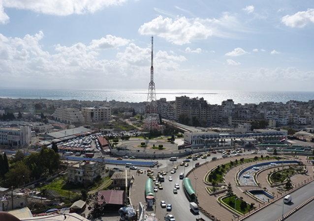 حناجر الفلسطينيين داخل سوريا تصدح غضباً وتندد بكلام ترامب