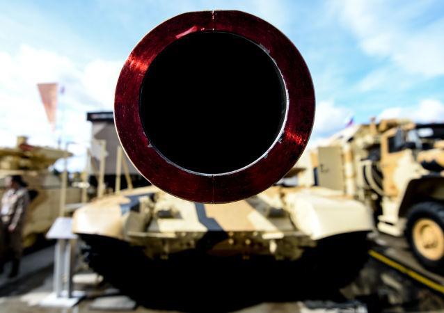 دبابة تي-90إم إس