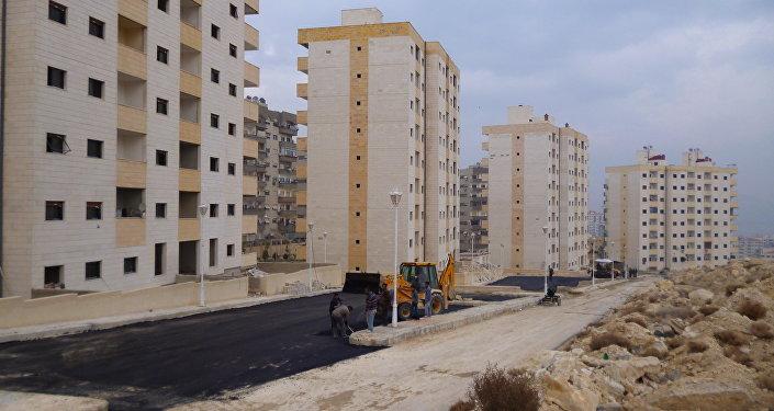 إعادة إعمار سوريا