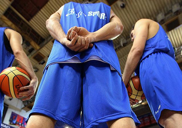 فريق كرة السلة الروسي