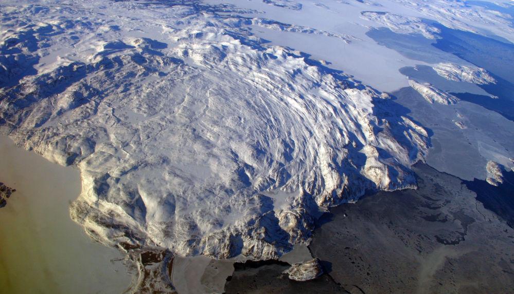 جبال كيغلابيات، كندا