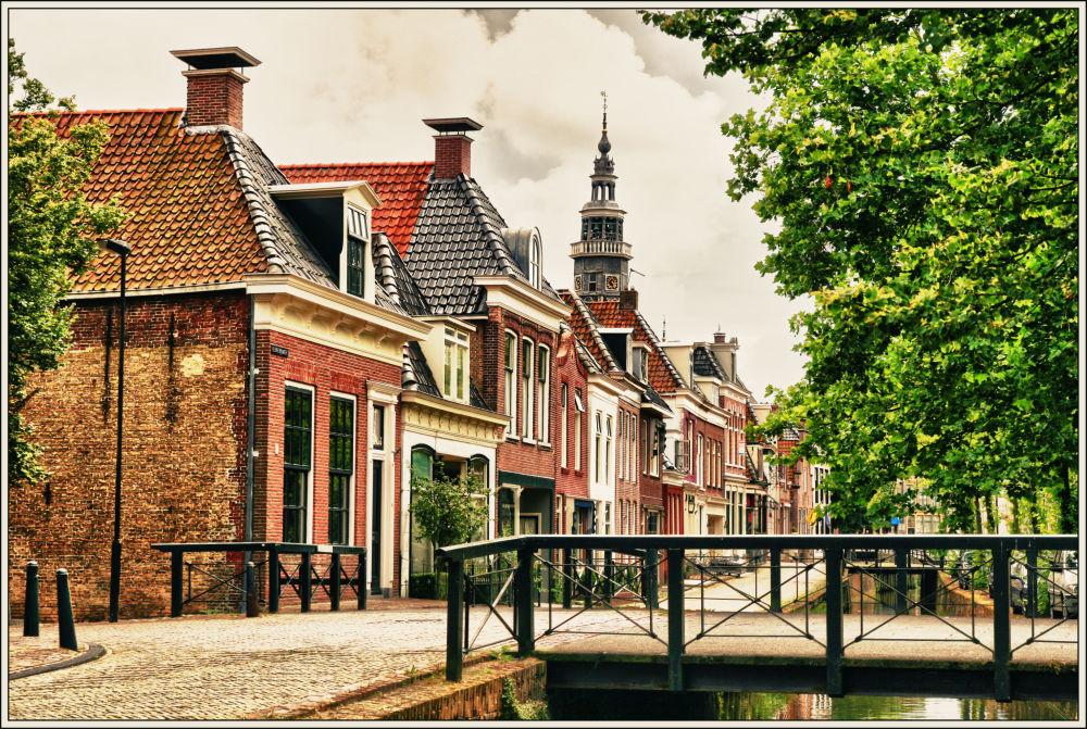 مدينة بولسوارد، نحافظة فرينسلانديا، هولندا