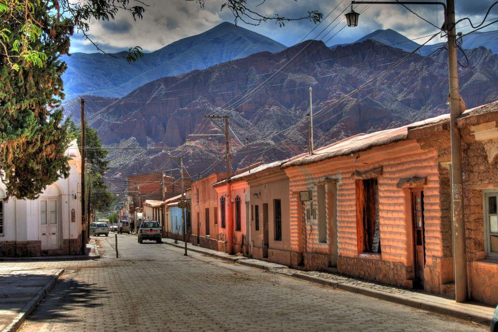 مدينة كالي أون تيلكارا، الأرجنتين