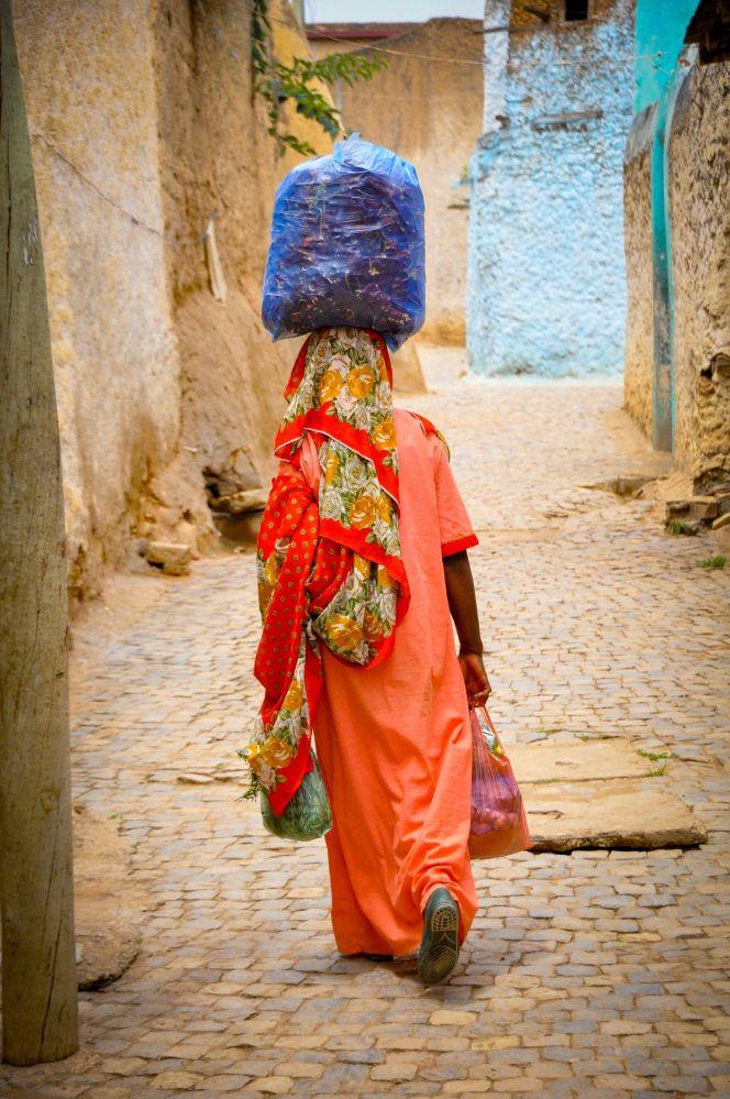 مدينة هرر ، إثيوبيا