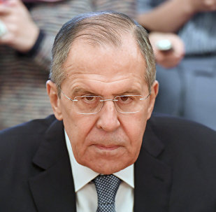 وزير الخارجية الروسية سيرغي لافروف