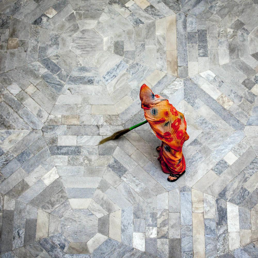 الهند - المصور باول سانسوم الفائز في فئة احتفال الإنسانية - أفضل مصور رحالة لعام 2017