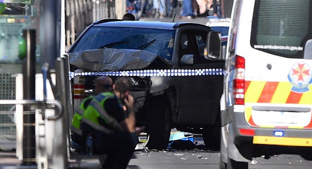 الشرطة الأسترالية في ملبورن، أستراليا 21 ديسمبر/ كانون الأول 2017