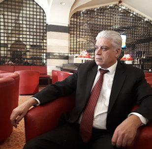 المدير العام للمؤسسة العامة للخطوط الحديدية السورية، الدكتور نجيب فارس