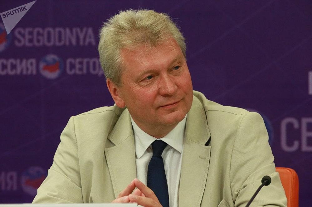 ميخائيل فيلونوف، نائب رئيس جامعة الأبحاث التكنولوجية الوطنية للشؤون العلمية والابتكارات