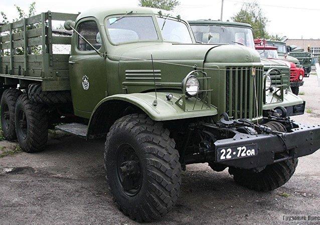 زيل-157ك