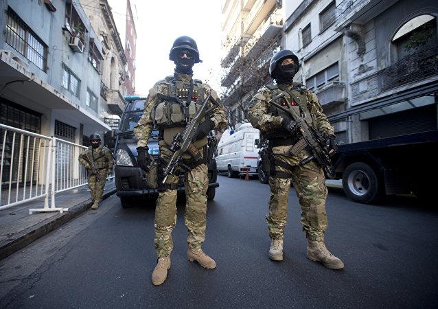 شرطة الأرجنتين