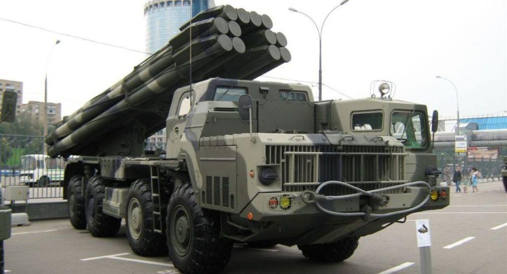 راجمة الصواريخ تورنادو-إس