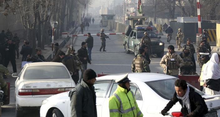 تفجير في كابل، 28 ديسمبر 2017