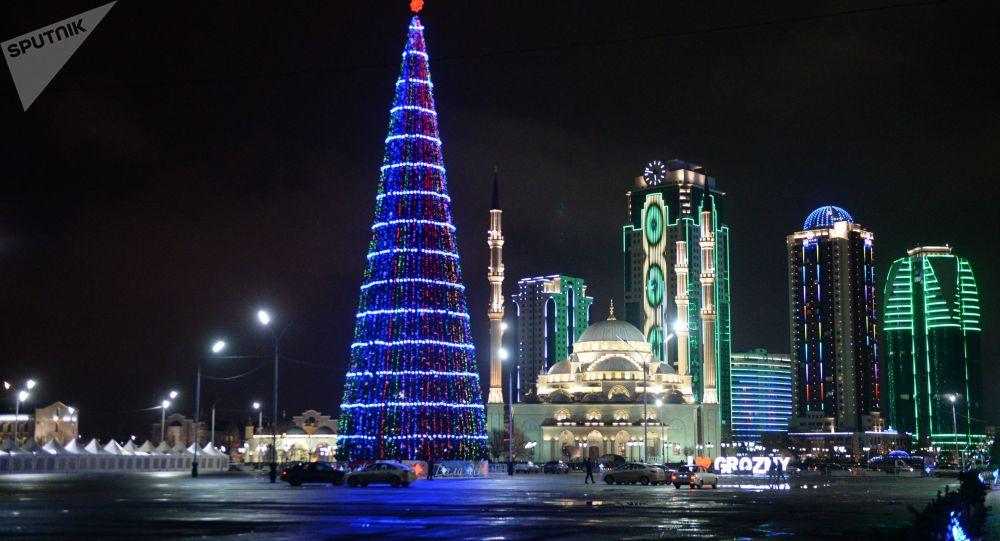 غروزني، الشيشان