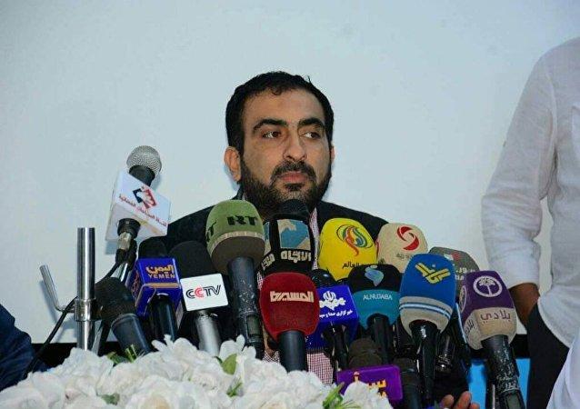 محمد سالم بن حفيظ، وزير الصحة العامة والسكان اليمني