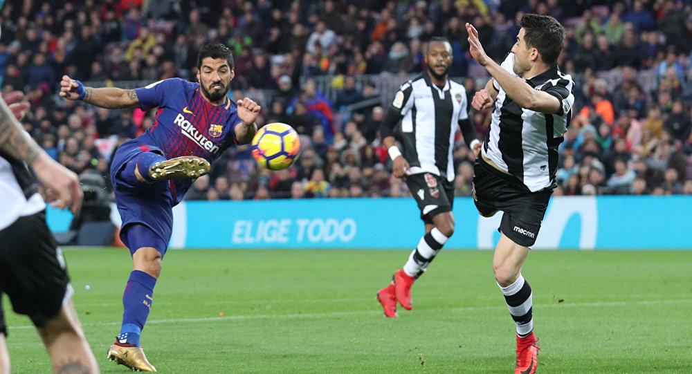 نتيجة بحث الصور عن مباراة برشلونة ضد ليفانتي