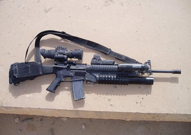 بندقية إم 16