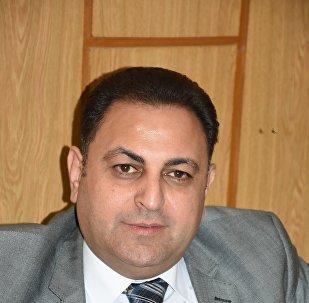 معن عبود رئيس اتحاد شبيية الثورة