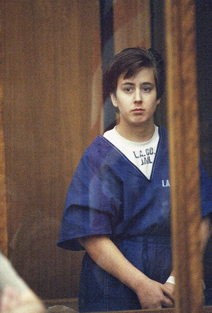 تيموثي جل سوزان كابوت خلال محاكمته