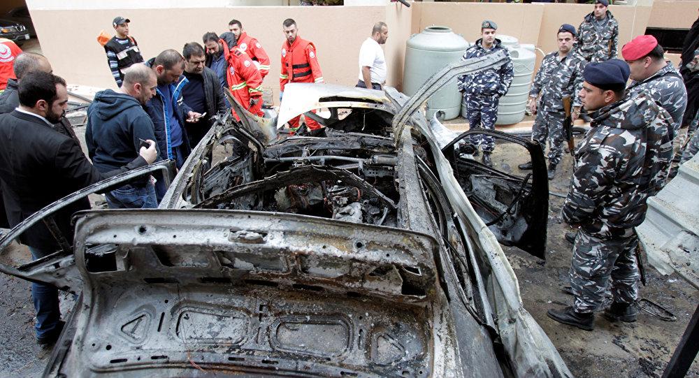 محاولة اغتيال القيادي الحمساوي محمد حمدان