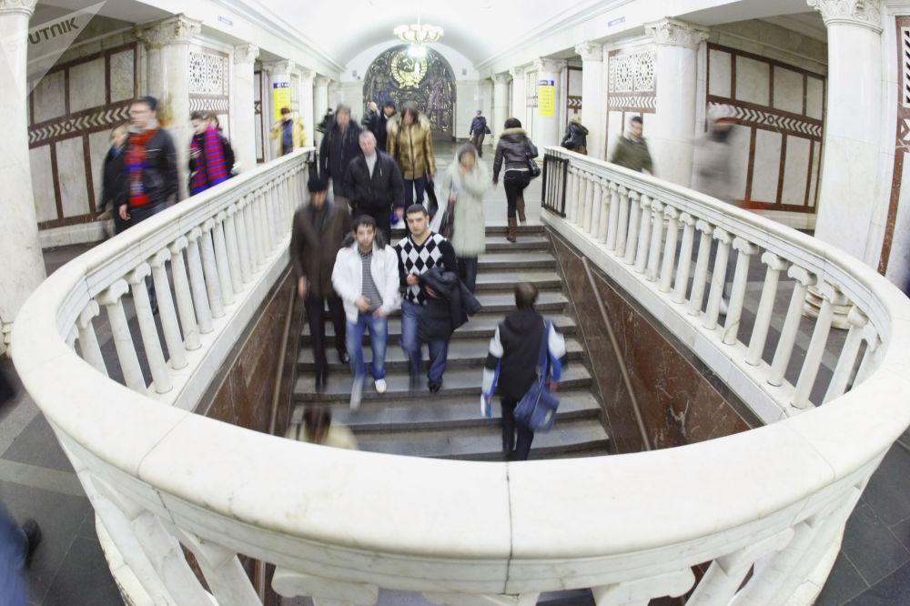 مترو بافيليتسكايا لخط مترو الأنفاق الدائري في موسكو