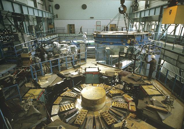 المفاعل النووي