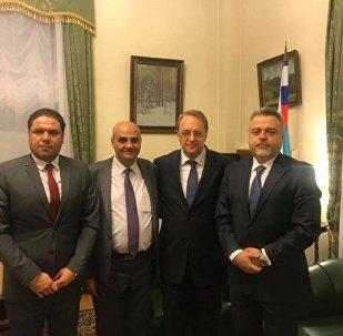 السوري القومي الإجتماعي في موسكو وملف سوتشي على رأس المشاورات