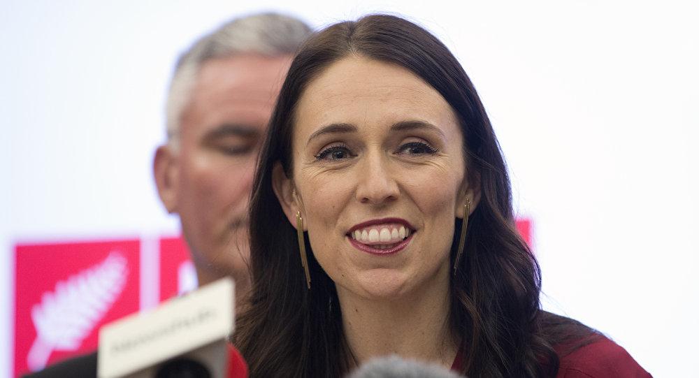 جاكيندا أردرن رئيسة وزراء نيوزيلندا