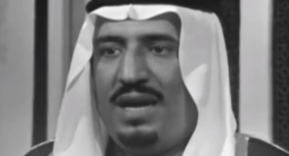 الملك سلمان شابا