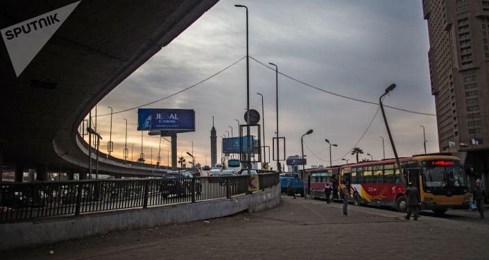 جسر 6 أكتوبر، القاهرة، مصر