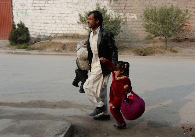 مواطن أفغاني