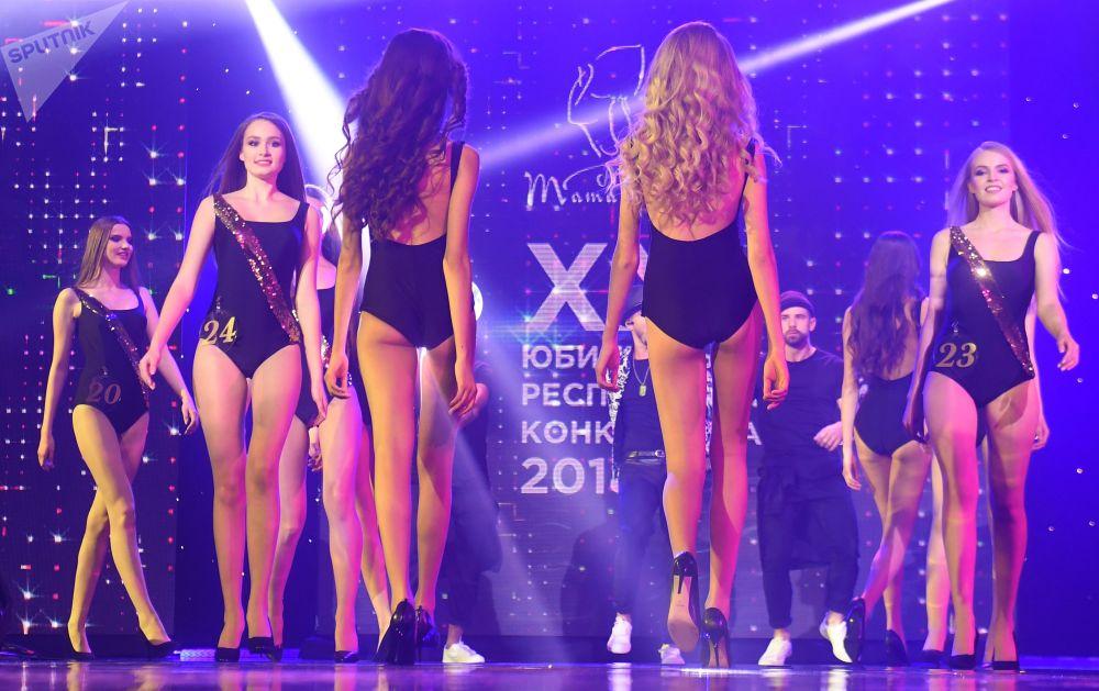 المشاركات في مسابقة ملكة جمال تتارستان لعام 2018 في قازان، تتارستان