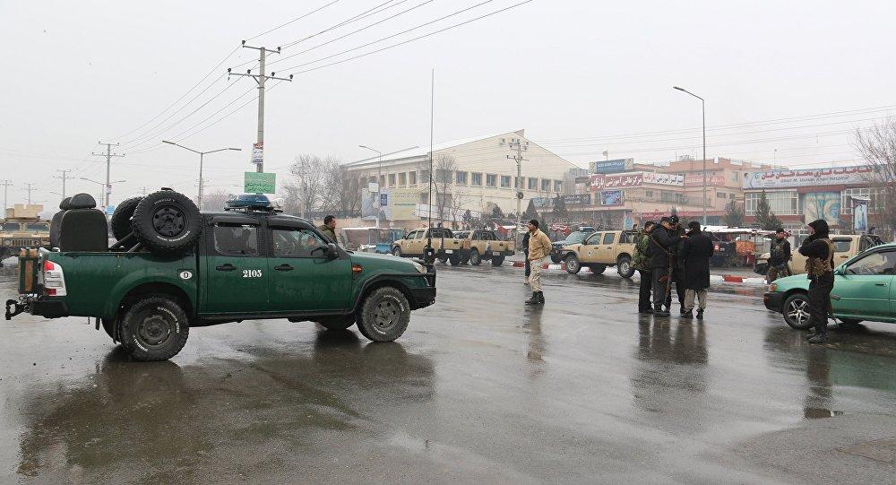 هجوم على ثكنة عسكرية في كابول 29 يناير/2018