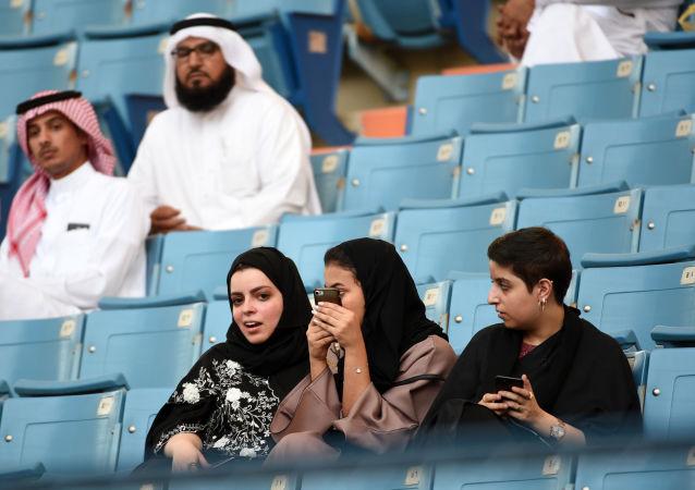 النساء السعوديات في الرياض