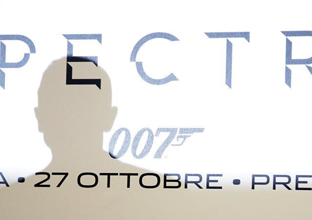 العرض الخاص لفيلم Spectre في روما بتاريخ 27 أكتوبر/تشرين الأول 2015