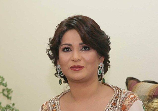 المطربة الكويتية نوال