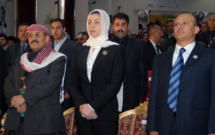 بالصور... رغد صدام حسين تنشر رسالة خطية نادرة لأبيها
