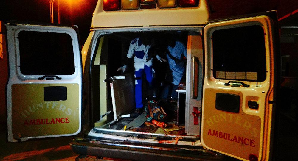 سيارة إسعاف صورة أرشيفية