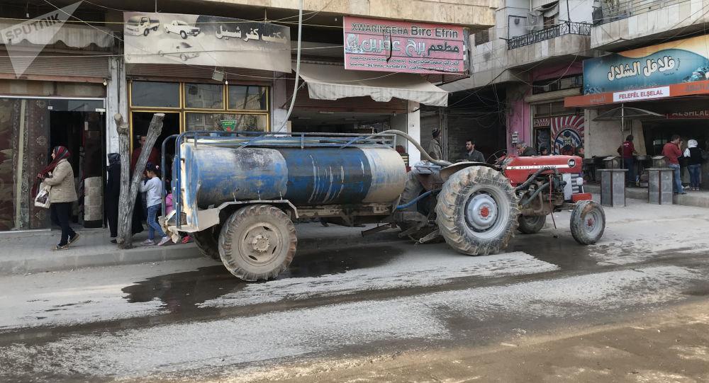 عفرين شمال سوريا