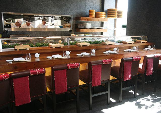 مطعم ياباني