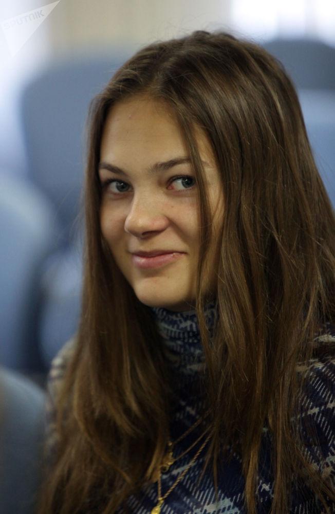 الروسية يكاترينا ستولياروفا (التزلج الحر)