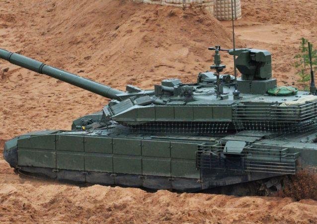 دبابة تي-90إم