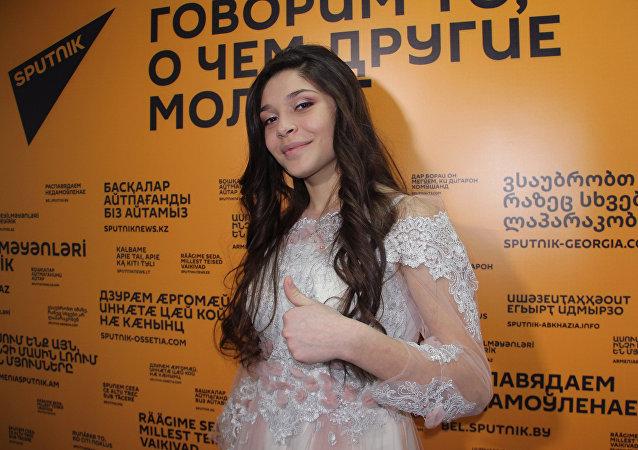 روان شامي في برنامج تي سوبر
