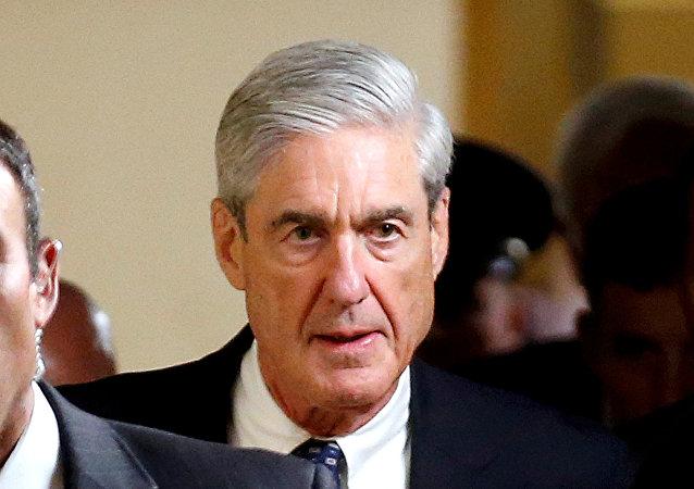 المدعى الخاص الأمريكي روبرت مولر