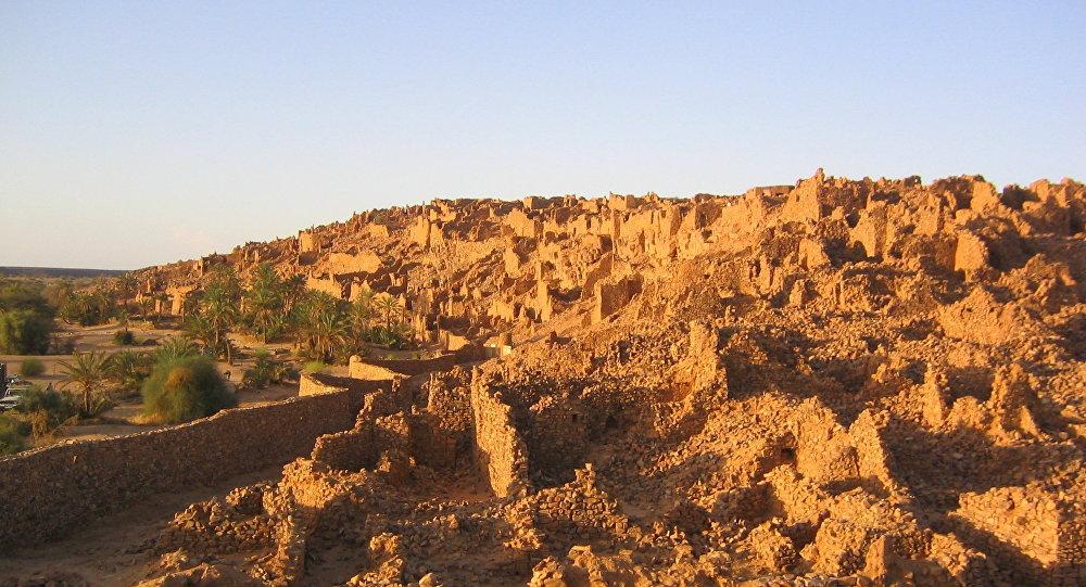 مدينة كمبي صالح موريتانيا